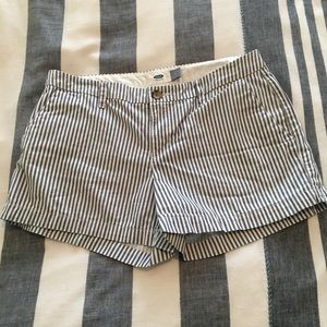 Striped Old Navy Shorts